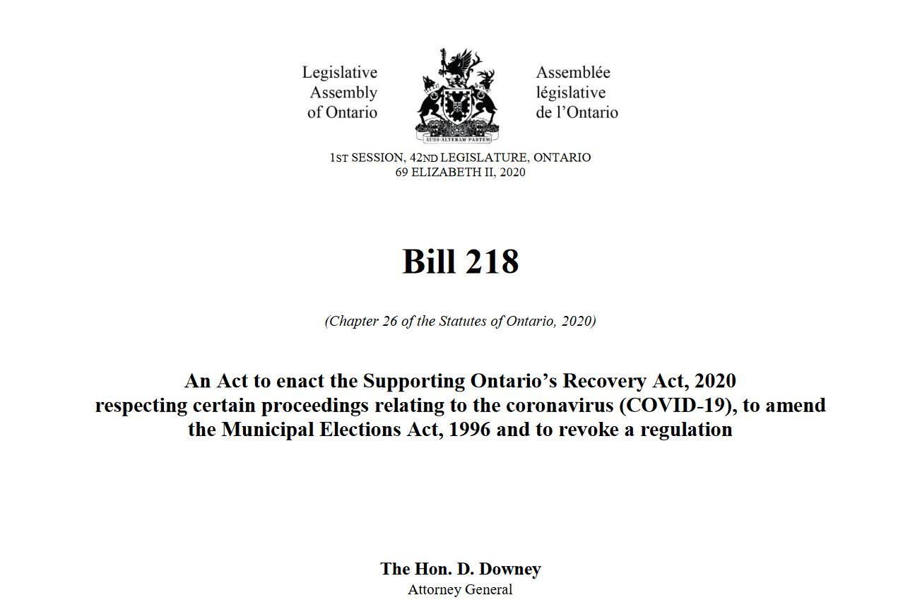 Image of Bill 218