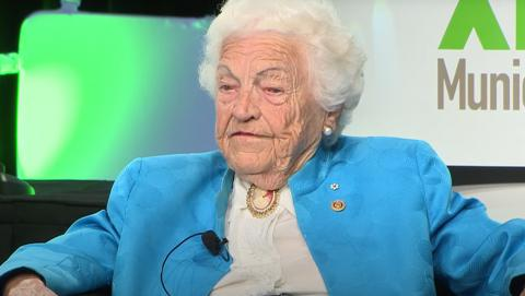 Image of Hazel McCallion
