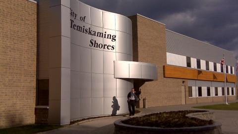 Image of Temiskaming Shores towh hall
