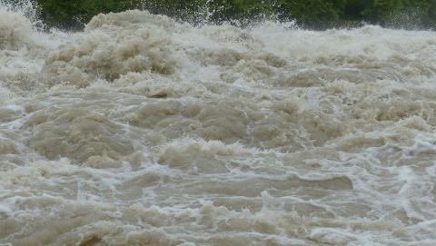 Image of high waters from Pixabay